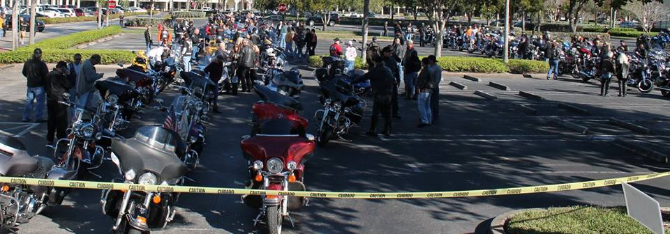 Palm Beach County Crimestoppers Ride